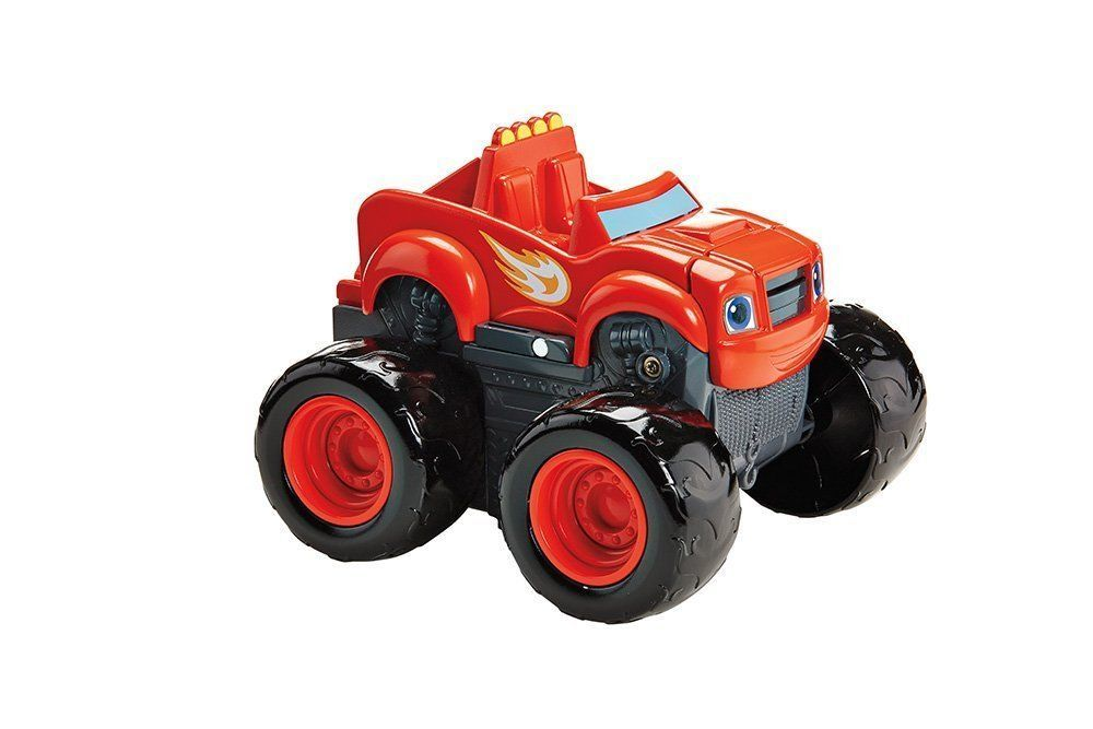Blaze And The Monster Machines Transforming Fire Truck